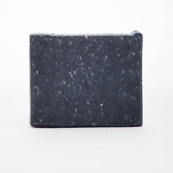 Apoterra-Activated Charcoal and Dead Sea Salt Complexion Soap 2