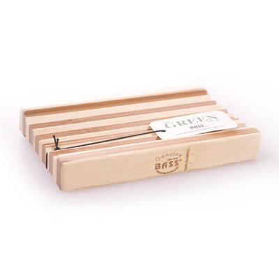 Bass-Bamboo Soap Dish - life by U