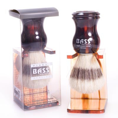 Bass-Boar Shaving Brush - life by U