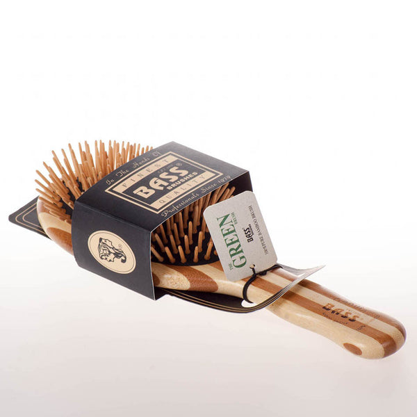 BASS- Natural Bamboo Hair Brush No. 20 Extra Large - life by U