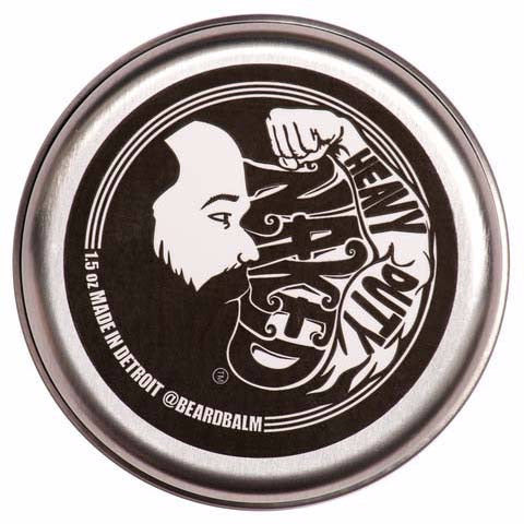 Beard Balm-Heavy Duty Naked - life by U