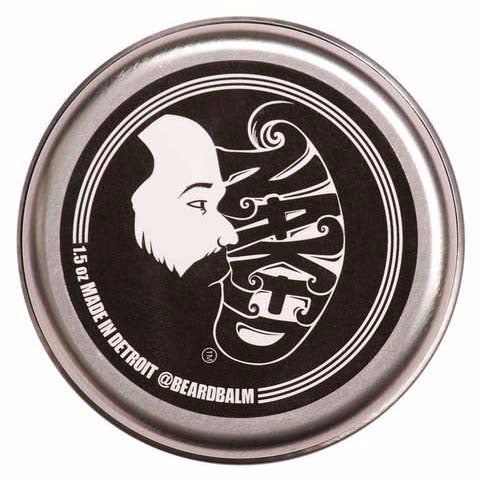 Beard Balm-Naked - life by U