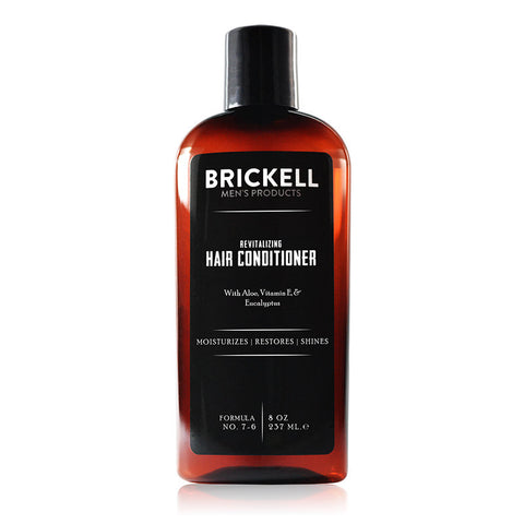 Brickell-Revitalizing Hair and Scalp Conditioner for Men - life by U