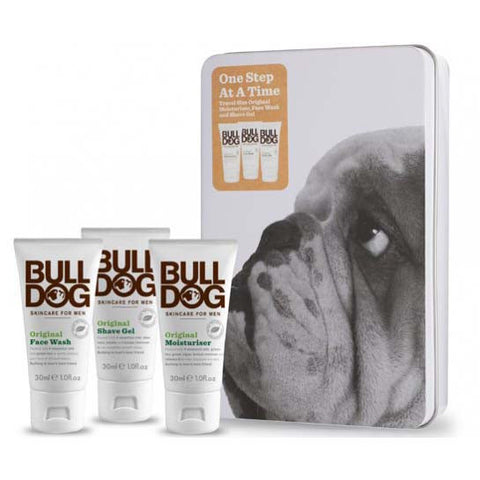 Bulldog-One Step At A Time Mini Tin Set - life by U