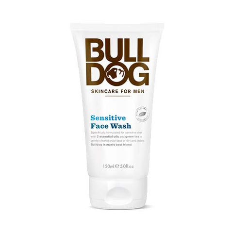 Bulldog-Sensitive Face Wash - life by U