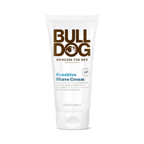 Bulldog-Sensitive Shave Cream - life by U