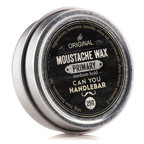 Can You Handlebar Primary Daily Hold Mustache Wax - life by U