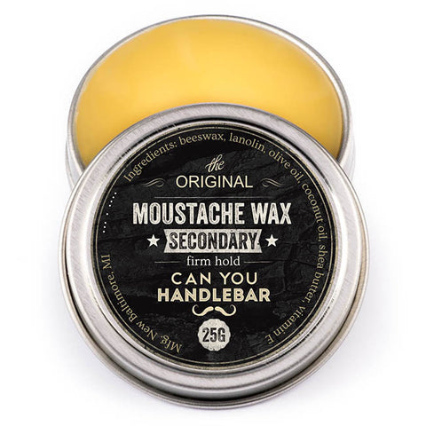Can You Handlebar Secondary Daily Hold Mustache Wax - life by U