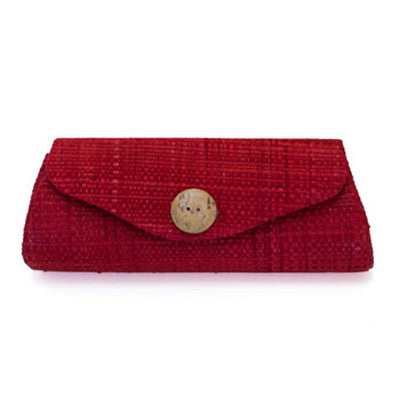 Dsenyo Chica Mini Clutch - Samba Red