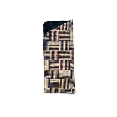 Dsenyo Reading Glass Case - Plaid in Slate Gray - life by U