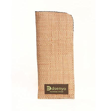 Dsenyo Reading Glass Case - Almond