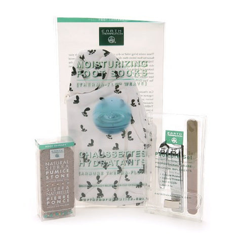 Earth Therapeutics-Foot Therapy Pedi-Care Kit