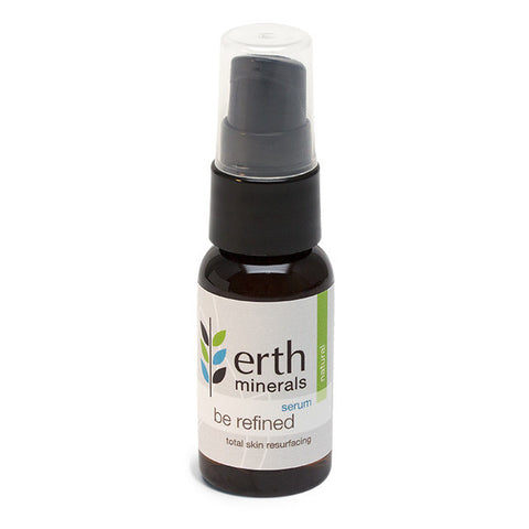 Erth Minerals- Be Refined Resurfacing Serum