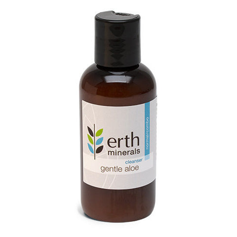 Erth Minerals-Gentle Aloe Cleanser - life by U
