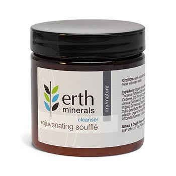 Erth Minerals- Rejuvenating Souffle Cleanser