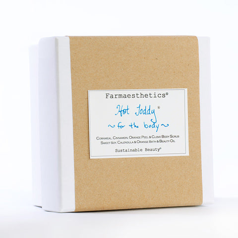 Farmaesthetics-Hot Toddy Scrub for the Body - life by U