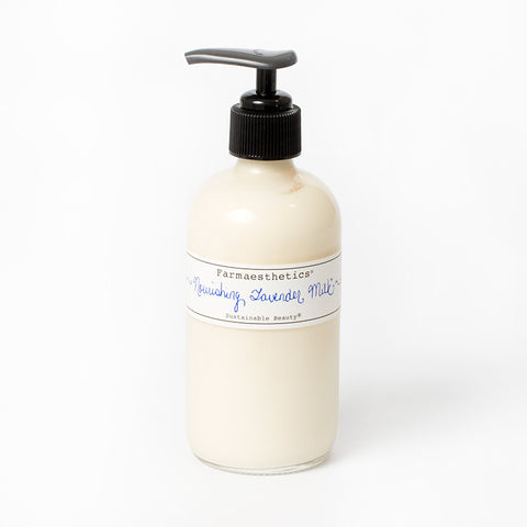 Farmaesthetics-Nourishing Lavender Milk