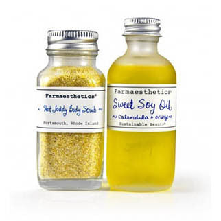 Farmaesthetics-Hot Toddy Scrub for the Body 2
