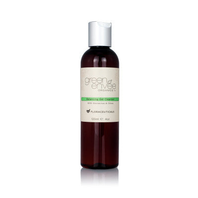 Green Envee- Balancing Gel Cleanser With Stonecrop & Citrus 4oz