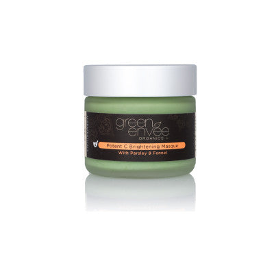 Green Envee-Potent C Brightening Masque - life by U