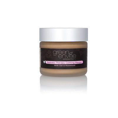 Green Envee-Redness Therapy Calming Masque - life by U