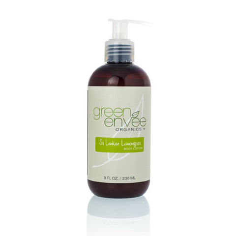 Green Envee-Body Lotion Sri Lankan Lemongrass - life by U