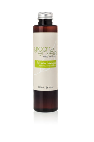 Green Envee-Body Oil -Sri Lankan Lemongrass - life by U