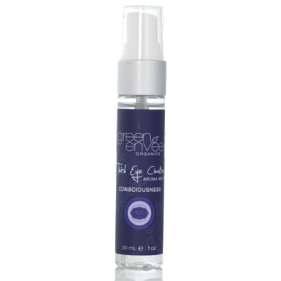 Green Envee-Third Eye Chakra Aroma Mist - life by U