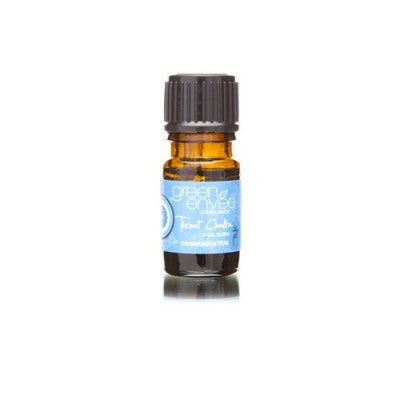 Green Envee-Throat Chakra E-oil