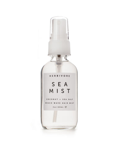 Herbivore- 2.0 oz Travel Sea Mist Texturizing Salt Spray/Coconut - life by U