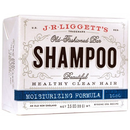 JR Liggett's Shampoo Bar - Fragrance Free - Moisturizing Formula 3.5 oz - life by U