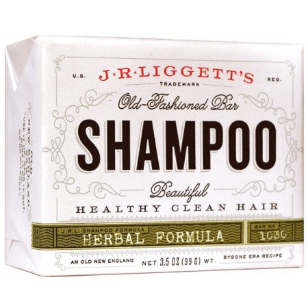 JR Liggett's Shampoo Bar - Herbal 3.5 oz - life by U