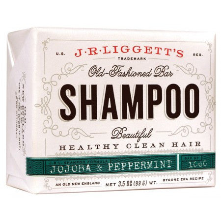 JR Liggett's Shampoo Bar - Jojoba & Peppermint 3.5 oz - life by U