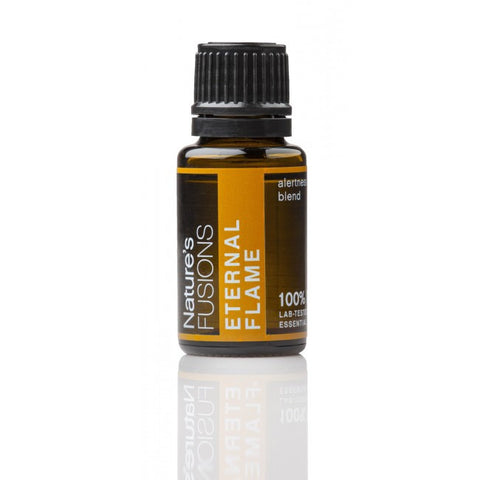 Nature's Fusions Eternal Flame Essential Oil Blend 15 ml - life by U