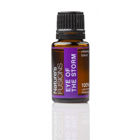 Nature's Fusions Eye of the Storm Essential Oil Blend 15 ml - life by U