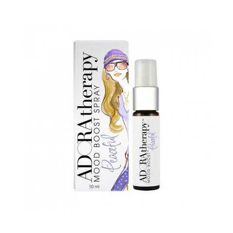 Adoratherapy-Gal on the Go Peaceful Essential Oil Blend - life by U