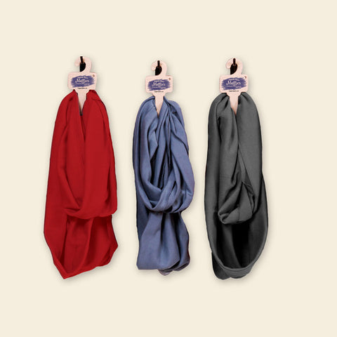 Maggie's Functional Organics Cotton Scarves - life by U