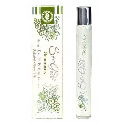 Sow Good-Natural Parfum Rollerball Generosity - life by U