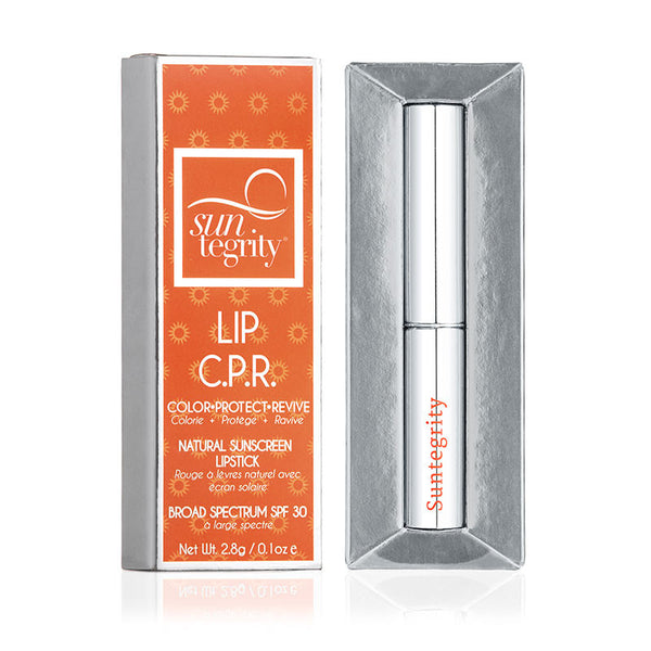 Suntegrity - LIP C.P.R. SPF 30 - SUNBURST PINK in box