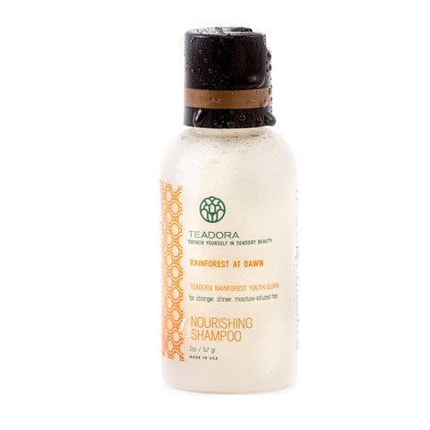 Teadora - Rainforest at Dawn Brazilian Radiance Shampoo 2 oz