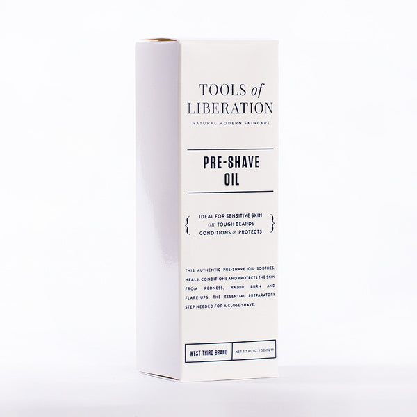 West Third Brand-TOL Pre-Shave Oil - life by U