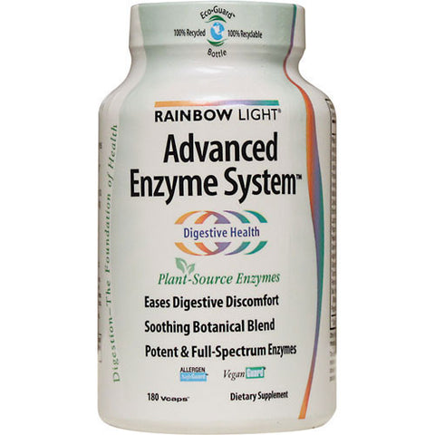 Rainbow Light Advance enzyme System