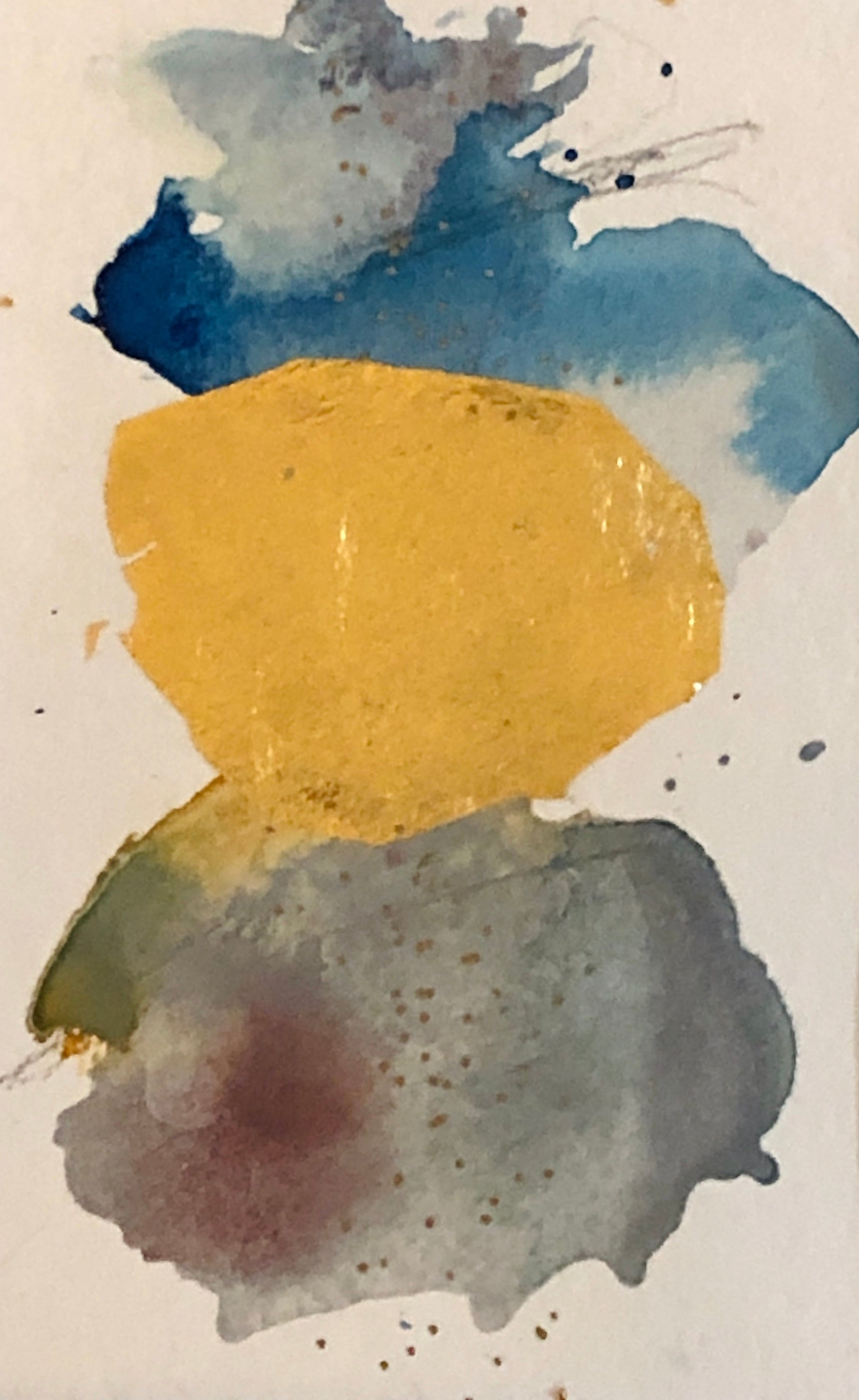 Watercolor Abstraction 0003