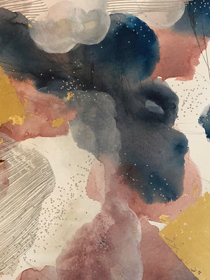 Watercolor Abstraction 0010