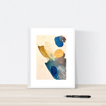 Watercolor Abstraction 0005