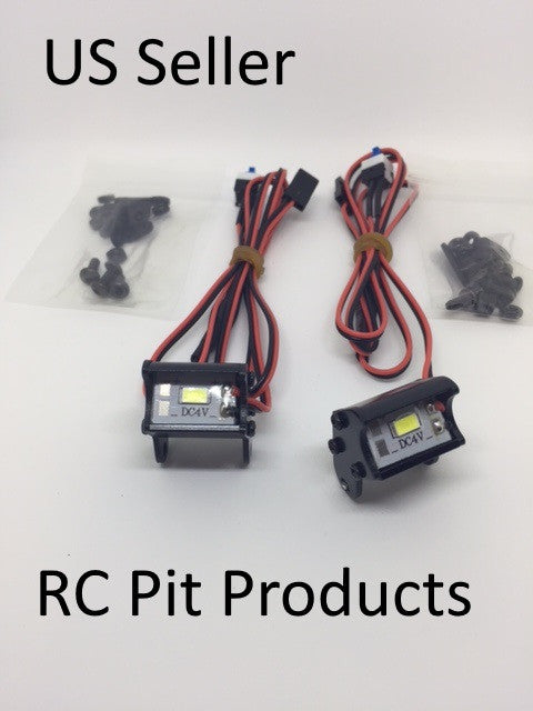RC Pit Products RC Ride of the Month Contest For January 2017 LED Fog Lights !