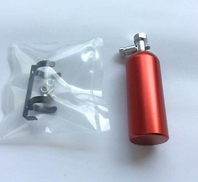 1/10 Scale RC Aluminium Fire Extinguisher SCX10 CC01 RC4WD RED US SELLER