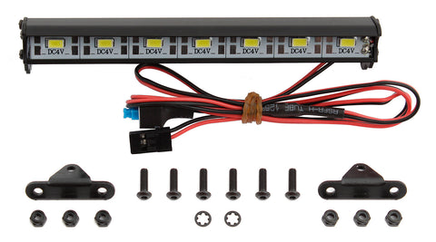 XP 7-LED Aluminum Light Bar Kit (120mm) by RC Pit Products