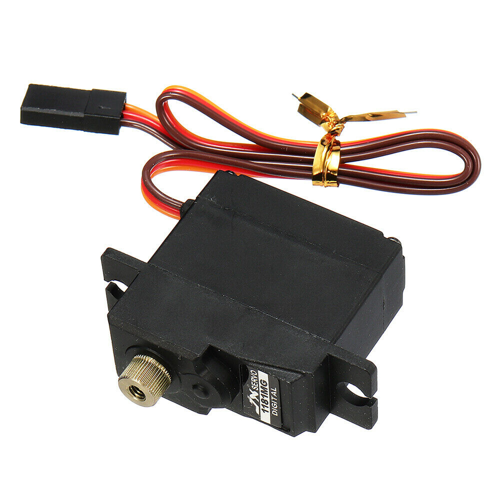 WPL D12 RC Original Metal Truck Servo 17g 3.5kg For D12 B16 B24 C24 1/16 RC
