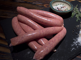Hearty Beef Kids sausages